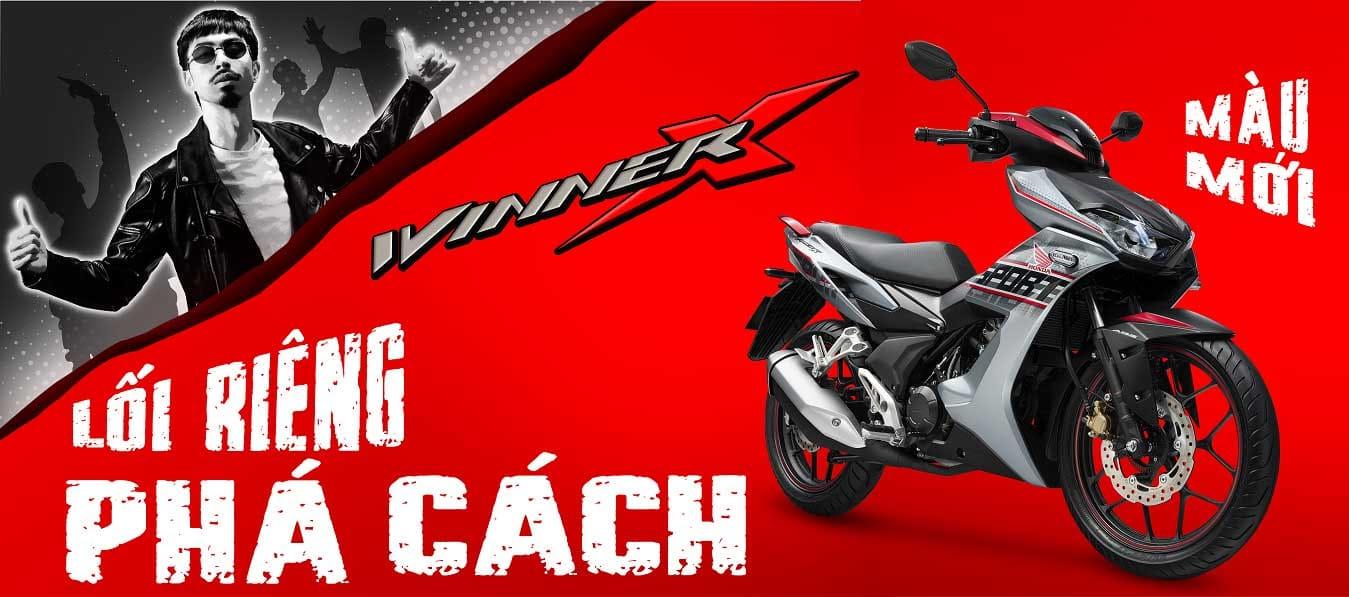 Honda Winner X mới 2020
